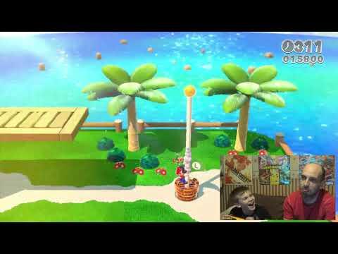 Super Mario 3d World WiiU Lets Play (Part 5)