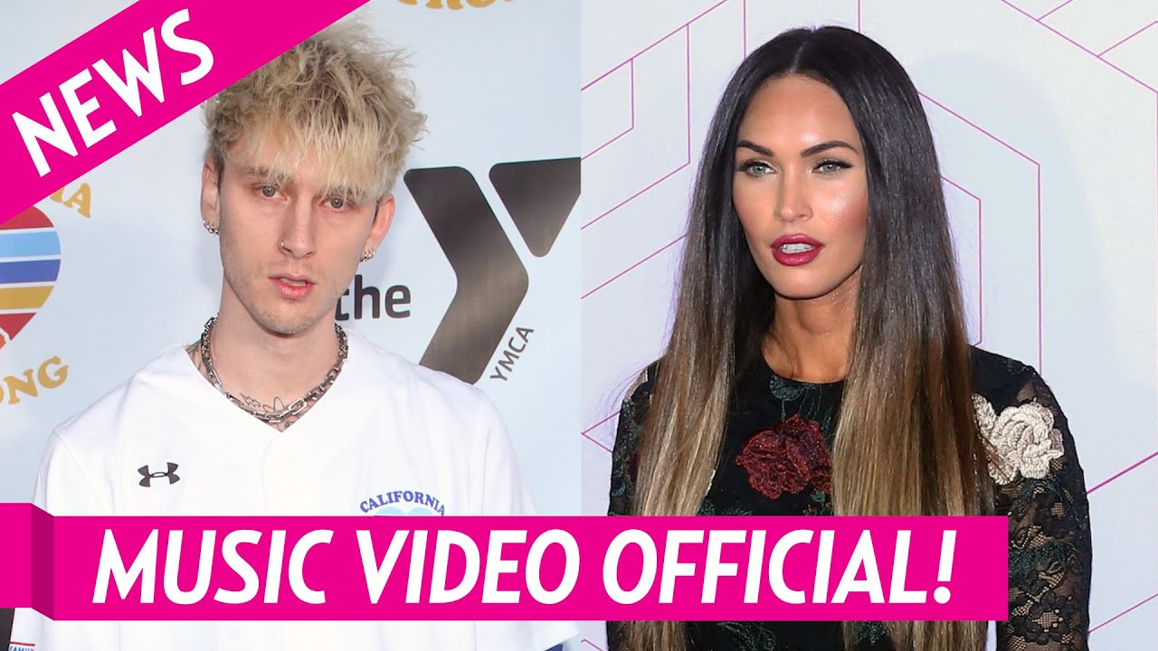 Megan Fox and Machine Gun Kelly open up about their romance