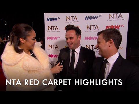 The 2016 NTA Red Carpet