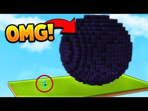 200 OBSIDIAN BED CHALLENGE!! | Minecraft BED WARS - Видео из Майнкрафт (Minecraft)