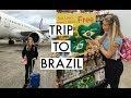 I FINALLY WENT TO BRAZIL! PART 1