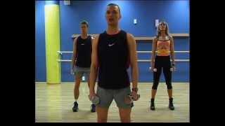 видео Аэробные упражнения и тренинг.