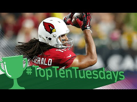 Top 10 Arizona Cardinals Plays of 2015 | #TopTenTuesdays | NFL