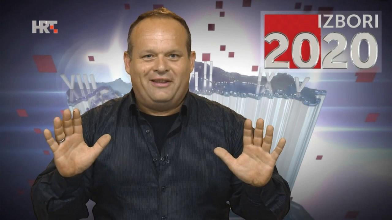 Robert Markovčić - 5 minuta na HRT-u