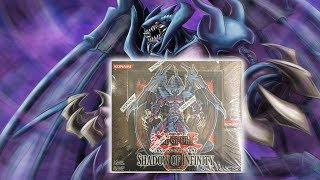 EPIC YuGiOh Shadow of Infinity 1st Edition Booster Box Opening & Review!