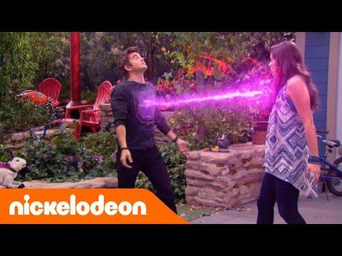 I Thunderman | Il Segreto Rivelato | Phoebe Vs Max | Nickelodeon Italia