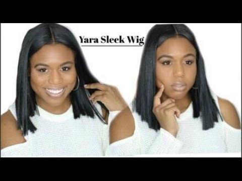 Bomb Bob Bobbi Boss Yara Sleek Synthetic Wig Youtube