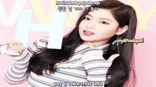 Gugudan - Rainbow (Sub Español - Hangul - Roma) HD
