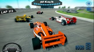 TOP SPEED FORMULA CAR RACING 3D #Android GamePlay #Car Racing Games To Play #Racing Games Android