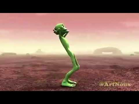 Dans Eden Uzaylı