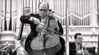 Rostropovich Elgar Cello Concerto 1. Adagio - Moderato