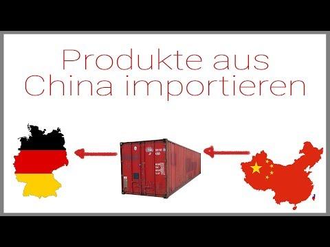 Produkte Aus China Importieren!