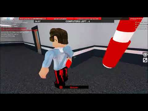 Roblox Flee the facility With my cousin Alejandro Fun time xD