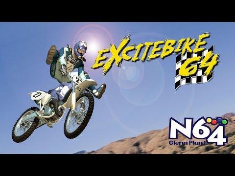 Excitebike 64 - Nintendo 64 Review - Ultra HDMI - HD