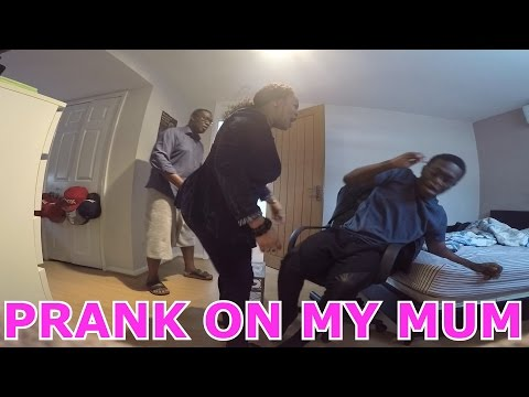 COKE PRANK ON MY MUM!