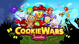 Cookie Wars Gameplay Trailer ANDROID GAMES on GplayG
