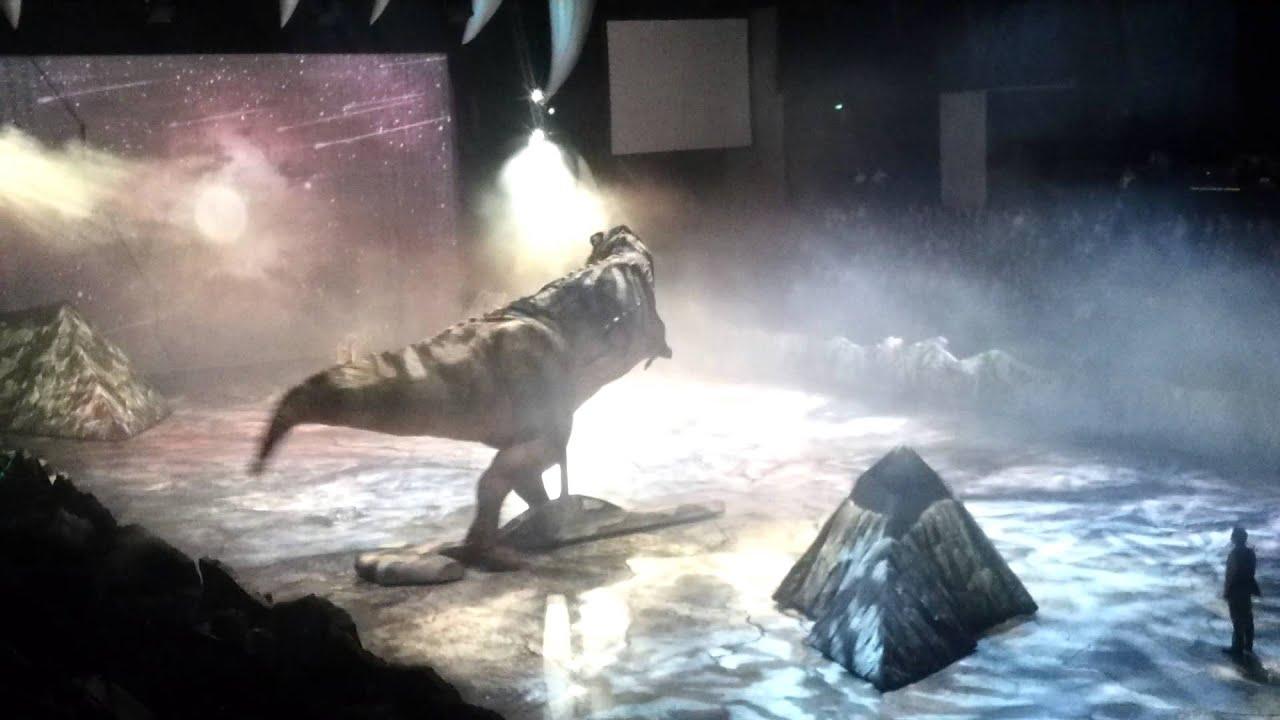 walking with dinosaurs dansk