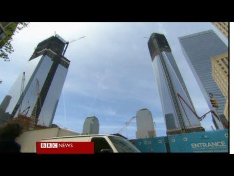 مانهاتن: مبنى مركز تجارة عالمي جديد