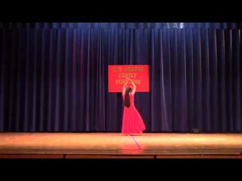 TCS Delphi Family Night 2017 : Dance Medley - Apoorva & Siddarth
