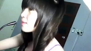 Pretty cute girl Quảng Cáo Hài Hước girl xinh