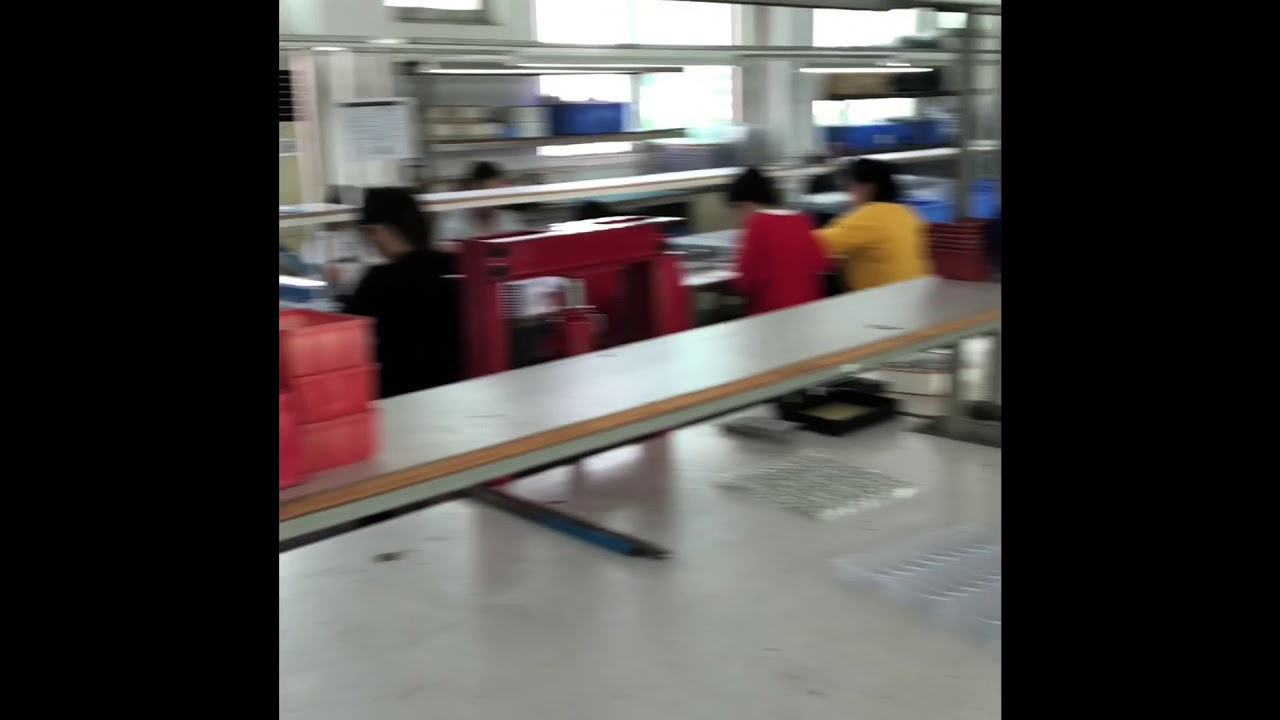 video of factory where divine tribe products are made