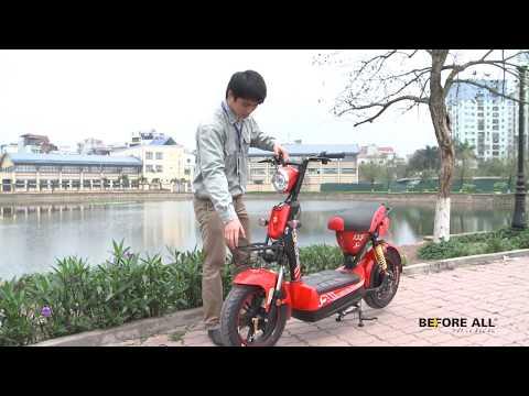 Hướng dẫn sử dụng xe máy điện, xe đạp điện Before All