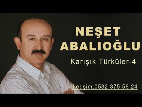 Neşet Abalıoğlu 2018 En iyi Seçme Türküler Serisi 4
