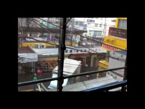 "JAPAN FOOTAGE ""WARNING before quake & NUCLEAR Reactor MELTDOWN"""