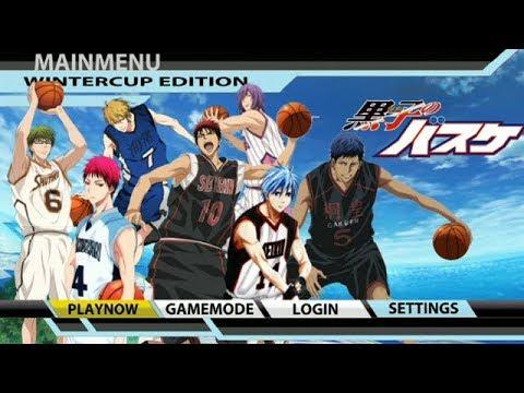 Kuroko No Basuke Wintercup Edition Android Gameplay