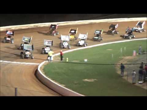 AJ Flick 410 Sprint Port Royal Speedway August 5th, 2017