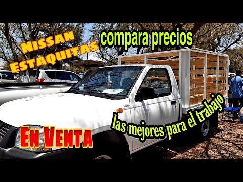 POR QUE ES LA MAS VENDIDA ?? Nissan Estaquitas 🚚 Camionetas De Trabajo 🚚