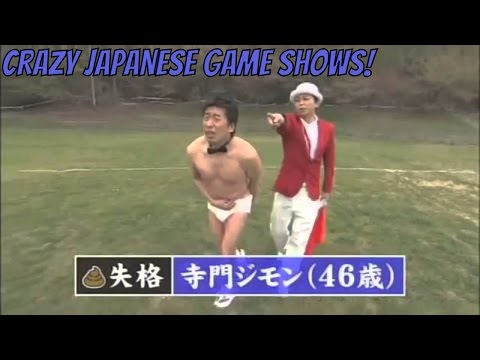 Crazy Japanese Game Show Compilation