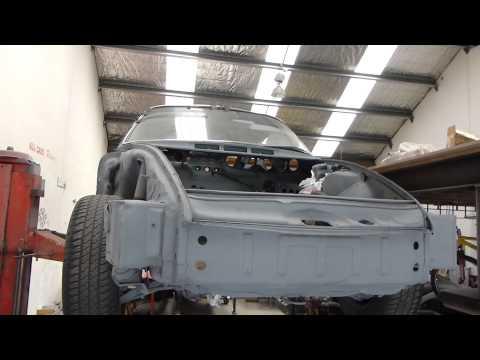 1969 Porsche 911S Restoration - Part 1