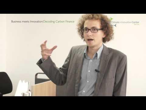 David Disch -- An overview of Carbon Finance