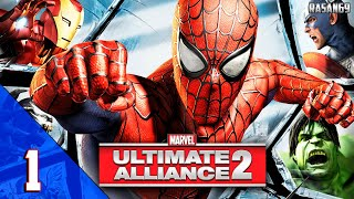 Marvel Ultimate Alliance 2 (PC) walkthrough part 1