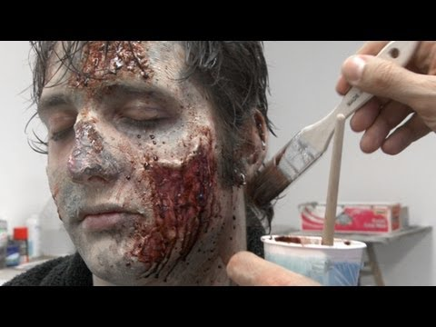 Zombie MakeUp Tips for Halloween: Inside The Walking Dead