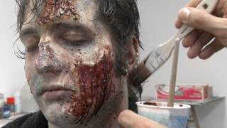 Zombie Make-Up Tips for Halloween: Inside The Walking Dead