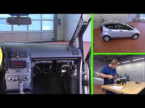 Mercedes Benz — Retrofit Universal Portable Cell Phone Interface (UHI)