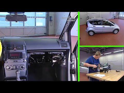 Mercedes Benz A-Class   Retrofit Universal Portable Cell Phone Interface (UHI)