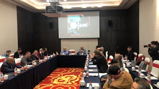 WBA meeting in China Live talking olympics champs safety
