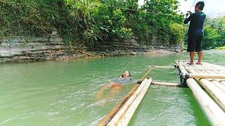 Download Suasana Damai Di Desa, Penuh Kecerian Dari Warganya, Pedesaan Jawa Barat, Beautiful Village Atmosfer
