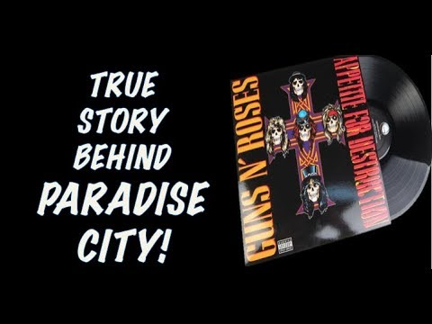 Guns N' Roses: The True Story Behind Paradise City Appetite for Destruction!