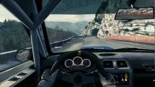 DiRT 3 Gameplay - Rally Monte Carlo - Subaru WRX STI N12 [1080p]