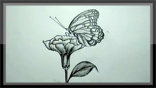 drawings pencil butterfly easy drawing sketch simple draw sketches tutorial cool tutorials beginners