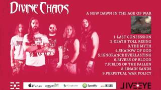 Divine Chaos - Track 5: Ignorance Everlasting (Evil EyE Records).