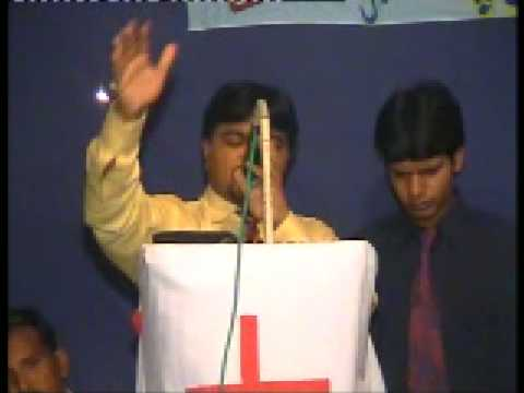 Sham-e-Parastish Organized by Grace of Christ Penteal Church of Pakistan. Hammad Baily, ...
