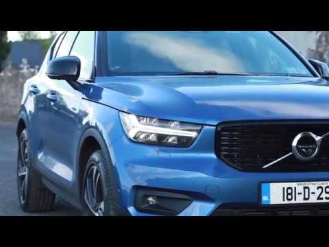 Drive Co Uk Reviewed The Volvo Xc40 Review One Of The Best A