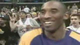 Kobe Bryant Responds To Jumping Over A Aston Martin Car