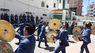 PROYECCION MURILLO DE ALFONZO ZABALA DESDE ORURO SANTUARIO DEL SOCAVÓN