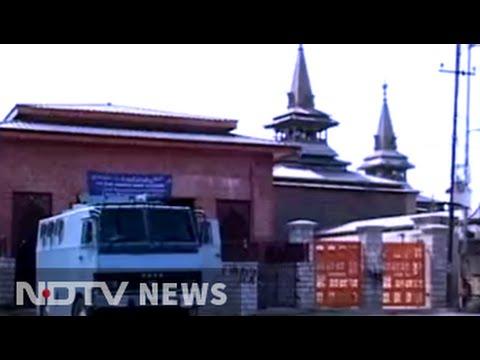 Kashmir shut down on Eid, no prayers at mosques, shrines